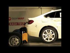 Crash Test Trasero BMW 420d  en CESVIMAP