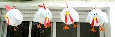 Globos Gallina :: Chicken Balloons