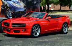 2012 Trans Am Depot Pontiac 6T9 GTO convertible by scott597, via Flickr