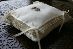 Madinat Jumeirah Resort, Dubai- Weddings - Detail - Cushion