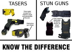5 Best Stun Guns: That Are Actually Easy To Get A Hold Of - From Desk Jockey To Survival Junkie