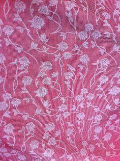 Cefyn Burgess in pomegranate red 100% wool