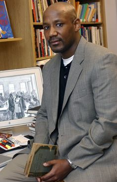 """Prof. Craig Wilder and """"The brief, but courageous life of Noyes Academy"""" """" 'Blacks could not ride in the cabins of steamboats,"""" said Wilder. """"They had to sleep out in the elements. How the students got to New Hampshire was heart wrenching. These black teenagers made long journeys under terrible conditions. It was an extraordinary struggle and sacrifice for education.' """""""
