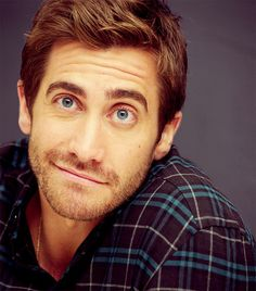 Oh Jake Gyllenhaal... Look at those eyes of his <3