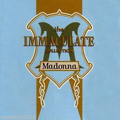 Madonna - Immaculate Collection - Very Best Of / Greatest Hits CD NEW & SEALED