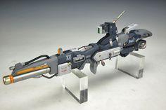 GUNDAM GUY: Utopia Cast 1/72 FAZZ - Customized Build