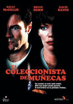 El coleccionista de muñecas (1998) EEUU. Dir: Howard McCain. Drama. Suspense - DVD CINE 1046