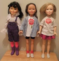 Babysitter Club Dolls. I had all of these!