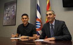 Óscar Duarte ya es nuevo jugador del Espanyol