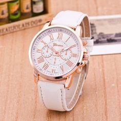 5f306e4ea24 Relógio Analógico Platinum Genebra McyKcy Várias Cores Relogio Analogico