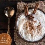 Arroz con Leche, 12 recetas para un arroz perfecto