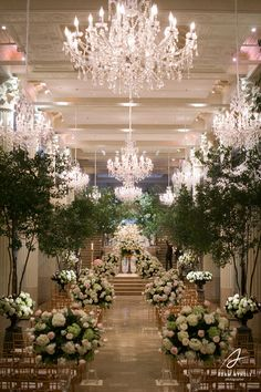 14 Wedding Ceremonies That Will Take Your Breath Away - Belle the Magazine . *It would be neat to buy a series of trees for your wedding ceremony and once your wedding was over have them planted in your yard as a reminder. Chic Wedding, Luxury Wedding, Perfect Wedding, Dream Wedding, Wedding Day, Wedding Blog, Nautical Wedding, Garden Wedding, Wedding Bride