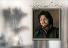 The Musketeers - Athos 'Strong and Silent'