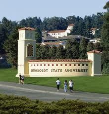 Humboldt State University. Arcata, CA.