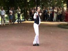 Danse provençale : l'Anglaise (version Rode de Basse Provence) - YouTube