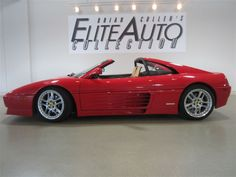 #27 of 100 1992 Ferrari 348 TS Speciale for sale at www.corvettecanada.blogspot.ca