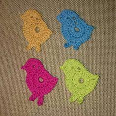 Crochet easter chicken - gehäkeltes Osterküken