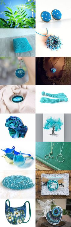 Blue morning by Judit on Etsy--Pinned with TreasuryPin.com
