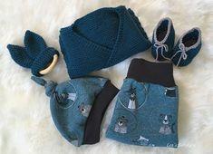Bild 8 Baby Set, Winter Hats, Knitting, Crochet, Fashion, La Mode, Baby Sewing, Graz, Handmade