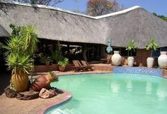 """Ngwenya Lodge. One of our favorite holiday spots. Comfortable units awesome pools and African wildlife on your """" doorstep"""""""