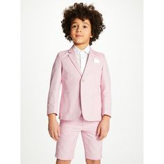 06724259e53 John Lewis   Partners Heirloom Collection Boys  Oxford Suit Jacket