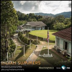 "View from ""The Royal Simla Club"" 