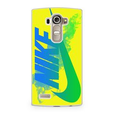 af89a9aa2874 Nike Logo in Yellow LG G4 Case Iphone 6 Plus Case