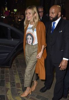Have You Seen Sienna's New Cult T-Shirt? | British Vogue