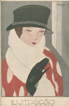 Fenruary 1922l - Ilustração Portuguesa
