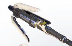 Chrix Design: Building Mercy's Caduseus staff (Overwatch)