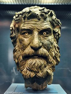 The Antikythera Philosopher. Athens National Museum.