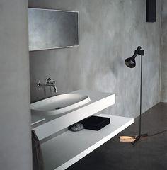 Agape Desk | #bathroom #basin