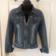 Spotted while shopping on Poshmark: Jean Jacket! #poshmark #fashion #shopping…