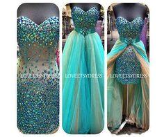 Bridesmaid dressEvening dressParty dressGreen by loveetsydress, $136.00