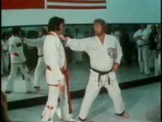 Elvis Presley and his passion for karate. - YouTube