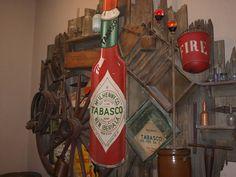 Tabasco Factory, Lafayette, Louisiana