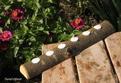 20 Inch 6 Candle Rustic Log Holder Rustic Wedding Cabin Decor Table Piece Slab Ash Wood via Etsy Rustic Napkin Holders, Rustic Napkins, Wood Candle Holders, 6 Candles, Rustic Candles, Tea Light Candles, Tea Lights, Log Holder, Drummers