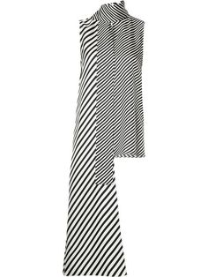 Monse Long Tie Sleeveless Blouse - Farfetch