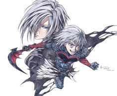 I thought I was gonna finish Reverse Rebirth after defeating Zexion. So, he isn't the final boss for Riku? Kingdom Hearts: Riku And Zexion Kingdom Hearts Tattoo, Riku Kingdom Hearts, Video Game Art, Video Games, Kingdom Hearts Wallpaper, Kindom Hearts, Anime Tattoos, Final Fantasy, Sketches