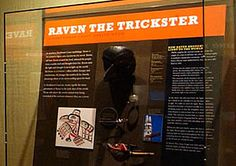 Trickster Tales, Mythical Birds, Natural History, Raven, The Creator, Totems, Mythology, Fantasy Art, Native American