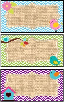 rx online Birds and Burlap Theme Labels *editable* Birds and Burlap Theme Labels *editable* Classroom Charts, Classroom Labels, Classroom Displays, Classroom Themes, Word Wall Letters, School Labels, Bird Theme, Borders For Paper, School Decorations