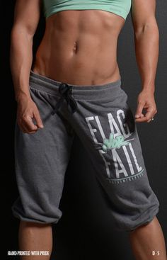 FNF GREY STACK SWEATCROPS