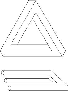 Impossible object - Wikipedia, the free encyclopedia