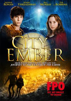 City Of Ember Harry Treadaway, City Of Ember, Bill Murray, Hd Movies, Movies Online, Movies And Tv Shows, Movie Tv, Movie List, Movie Shelf