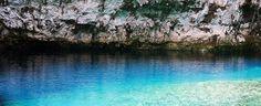 Melissani-grotten - det smukkeste sted i Grækenland -