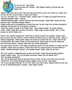 * Verhaal: Oud & Nieuw vieren! 2-2