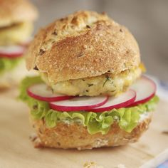 A Delicious slider chicken burger recipe, Served on whole wheat buns.