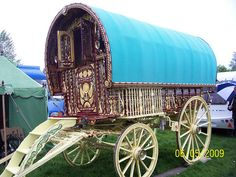 Caravan Home, Gypsy Caravan, Gypsy Wagon, Zombie Apocolypse, Bo Ho, House On Wheels, Caravans, Tiny Homes, Glamping