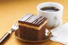 Chocolate-Peanut Butter Cake recipe