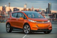Первый электромобиль от Opel Ampera-E дебютирует в 2017 году